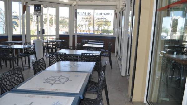 Le restaurant - Le Beach Café - Restaurant Carry le Rouet