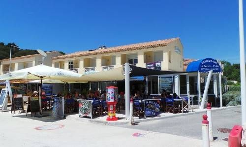 Le Beach Café - Restaurant Carry le Rouet